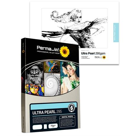 PermaJet Ultra PEARL 295gsm - A3 25 Pack Image 1