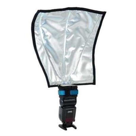 Expoimaging Rogue FlashBender 2 XL Pro Reflector - Super Soft Silver Image 1