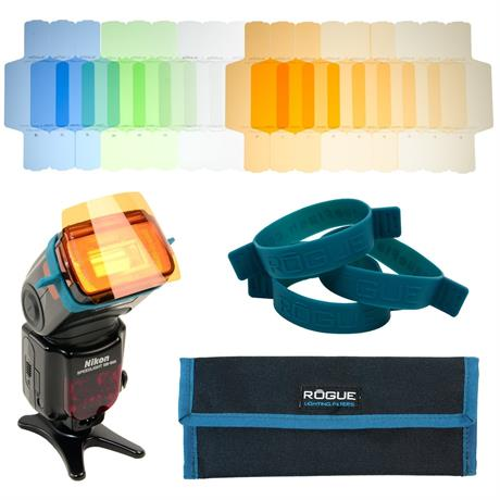 Rogue Gels Colour Correction Filter Kit Image 1