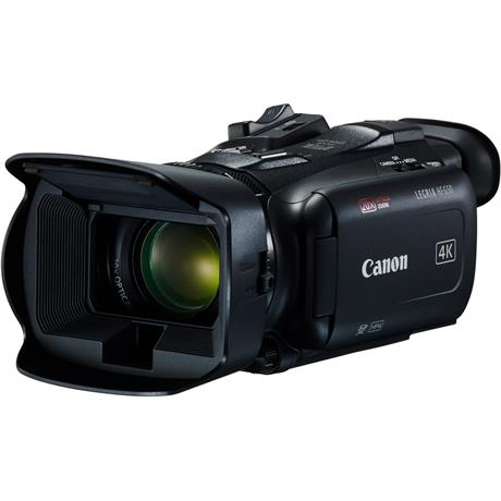 Canon LEGRIA HF G50 4k compact camcorder power kit Image 1