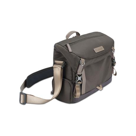 Vanguard VEO GO 34M KHAKI Shoulder Bag for Mirrorless Cameras (with Internal Tri Image 1
