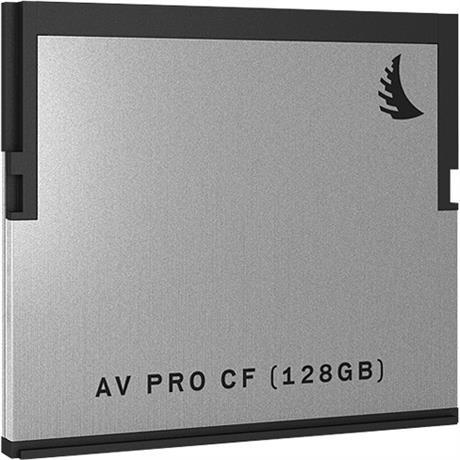 Angelbird 128GB AV Pro CF CFast 2.0 Memory Card Image 1