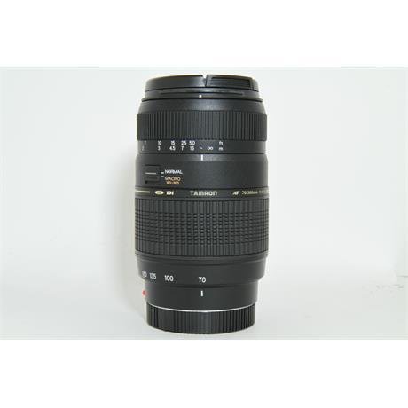 Used Tamron 70-300mm F/4-5.6 Di LD Macro Image 1