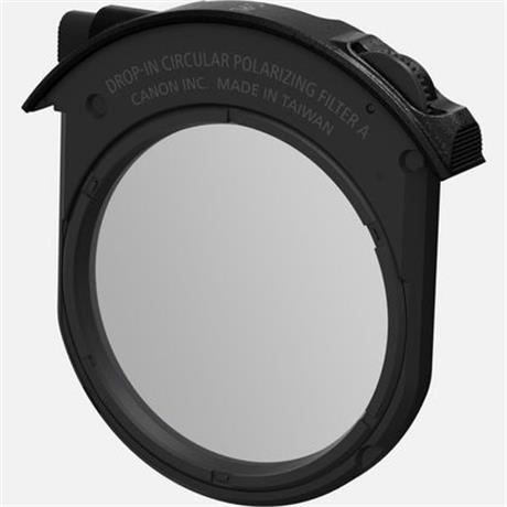 Canon EF-EOS R Drop-In Filter Clear Filter A Image 1
