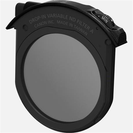 Canon EF-EOS R Drop-In Variable ND Filter A Image 1