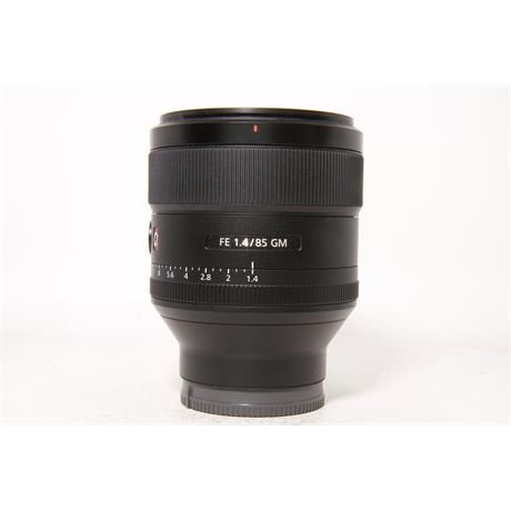 Used Sony FE Series 85mm f/1.4 GM Image 1