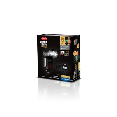 Hahnel Modus 600RT MKII Kit - Olympus/Panasonic Image 1