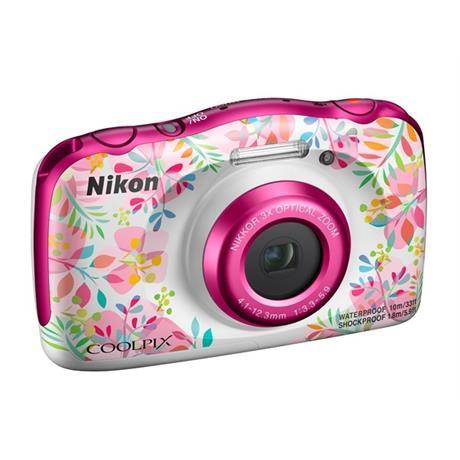 Nikon COOLPIX W150 waterproof camera Flowers design Image 1