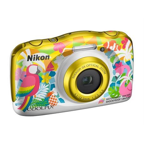 Nikon COOLPIX W150 waterproof camera resort design Image 1