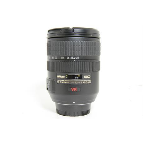 Used Nikon 24-120mm F/3.5-5.6G VR Image 1