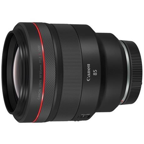 Canon RF 85mm Lens f/1.2 L USM Image 1
