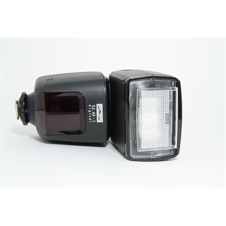 Metz 52 AF-1 Digital Flashgun Nikon Image 1