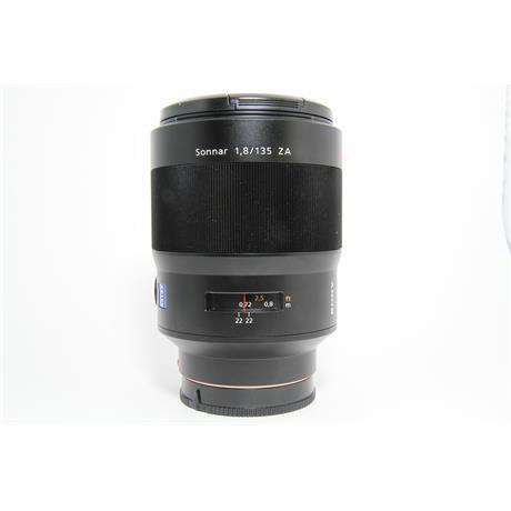 Used Sony 135mm F/1.8 ZA Image 1