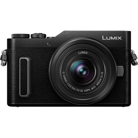 Panasonic GX880 12-32mm Camera - Black Image 1