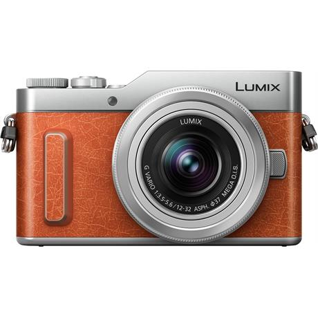 Panasonic GX880 12-32mm Camera - Tan Image 1
