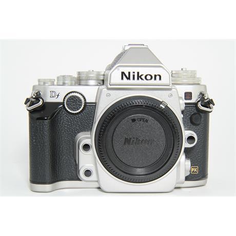 Used Nikon Df  Body Silver Image 1