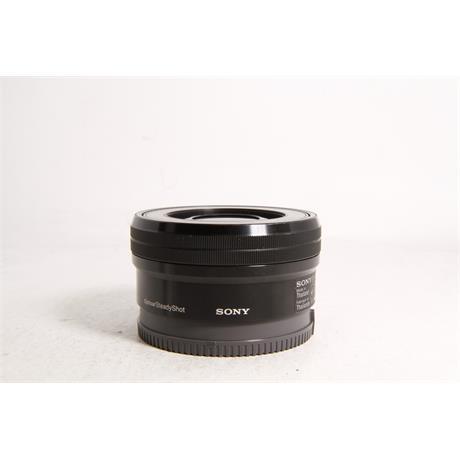 Used Sony E 16-50mm f3.5-5.6 PZ OSS Image 1