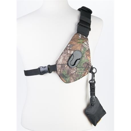 Cotton Carrier Skout Camera/Binocular Sling Realtree Xtra Camouflage Image 1