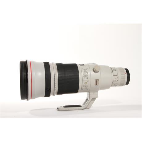 Used Canon EF 500mm f/4 L IS II USM Image 1