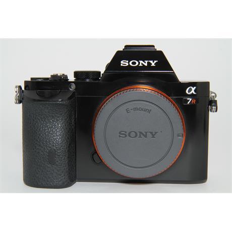 Used Sony A7R Mark I Body Image 1