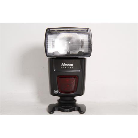 Used Nissin Di622 Mark II Flashgun Nikon Image 1