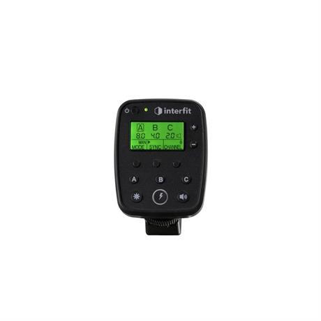 Interfit HSS & TTL remote for Nikon Image 1