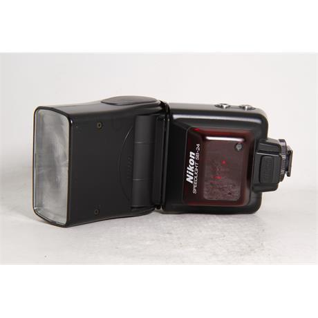 Used Nikon SB-24 Speedlight Image 1