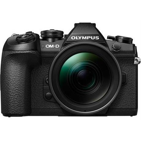 Olympus OM-D E-M1 Mark II mirrorless camera & 12-200 lens Image 1