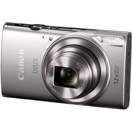 Canon IXUS 285 HS - Silver - Open Box Image 1