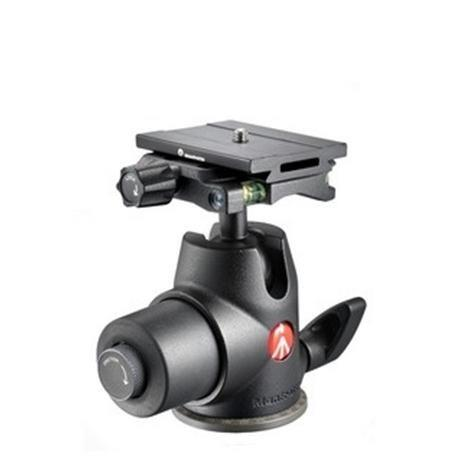 Manfrotto 468MGQ6 Hydrostatic Ball Head - Refurbished Image 1