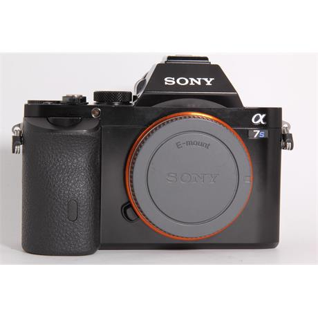 Used Sony A7S Body Image 1