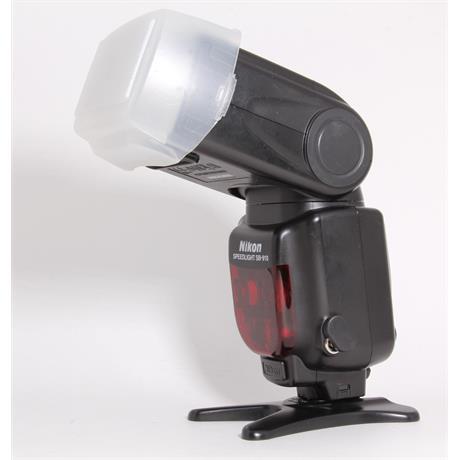 Used Nikon SB-910 Speedlight Flash Image 1