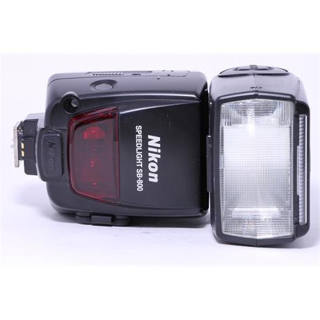 Used Nikon SB-800 Flash Image 1