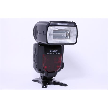 Used Nikon SB-900 Flash Image 1