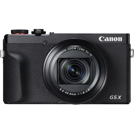 Canon PowerShot G5X II Compact Camera Dual Battery Kit Image 1