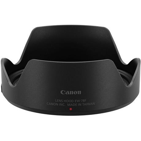 Canon EW 78F Lens Hood for RF 24-240mm Image 1