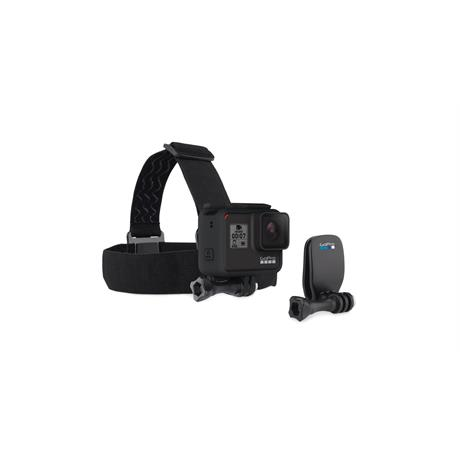GoPro Head Strap and Quick Clip Image 1