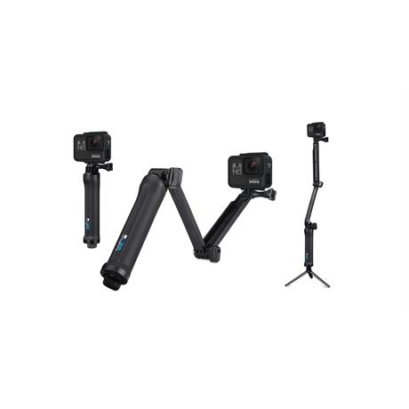 GoPro 3 Way Grip Arm & Tripod Image 1