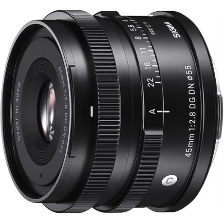 Sigma 45mm f/2.8 DG DN Contemporary Sony FE-Mount Lens Image 1