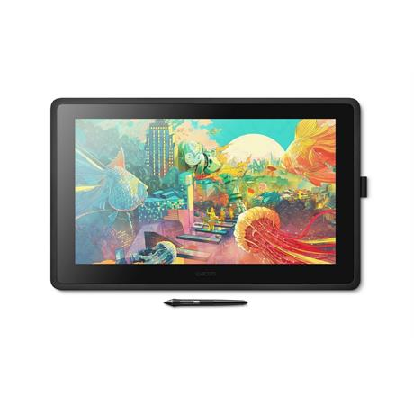 Wacom Cintiq 22 Interactive Pen Display Mac/Win Image 1