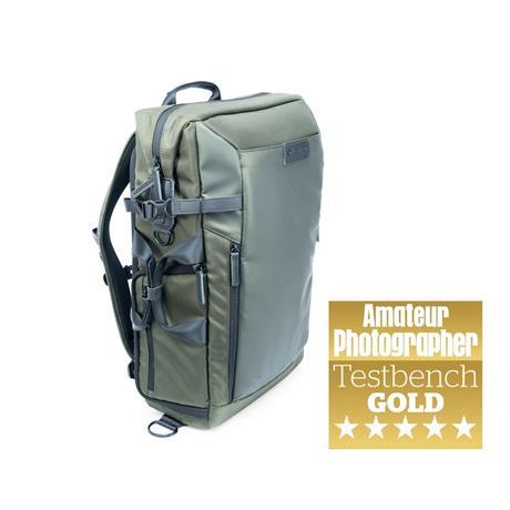 Vanguard VEO SELECT 49 Green Backpack & Shoulder Bag Image 1
