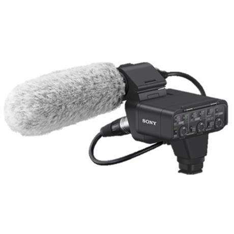 SONY XLR-K3M Adapter Kit and Microphone Image 1