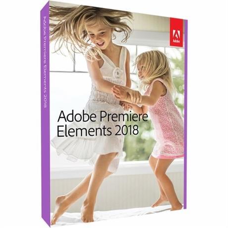 Adobe Premiere Elements 2018 Video Editing Software Image 1