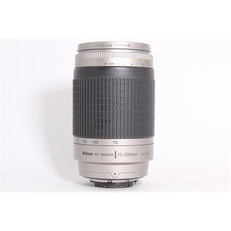 Used Nikon 70-300mm f/4-5.6G Image 1