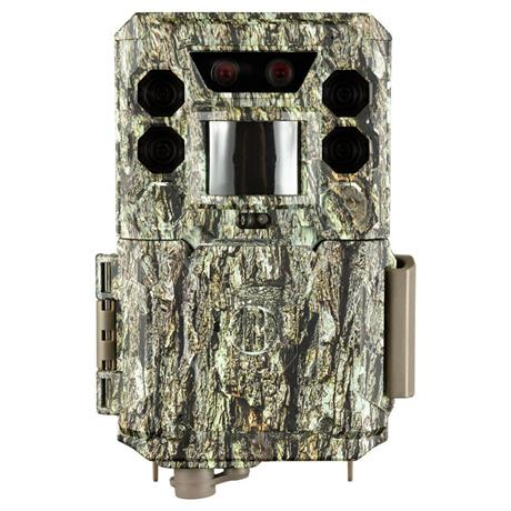 Bushnell 30MP Dual Core Treebark Low Glow Trail Camera