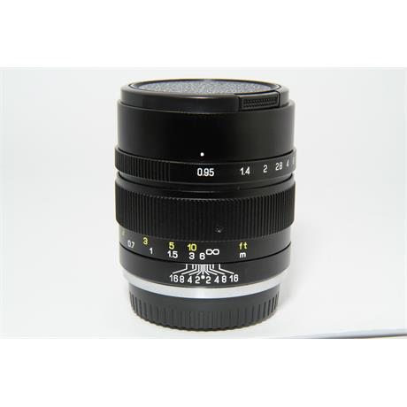 Fujifilm Used Zhonyi 35mm f/0.95 Speedmaster Lens Image 1