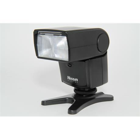 Used Nissin Di466 flashgun 4/3 f4/3 fit Image 1
