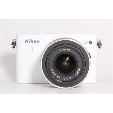 Used Nikon J3 + 10-30mm f/3.5-5.6 Lens Image 1