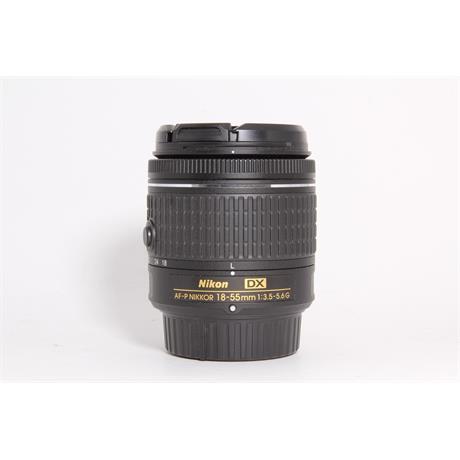 Used Nikon D3500    + 18-55mm DX kit a Image 1