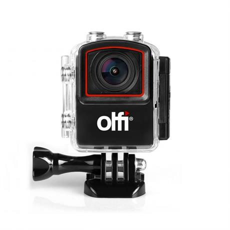 Olfi one.five Black Edition 4K Action Camera Image 1